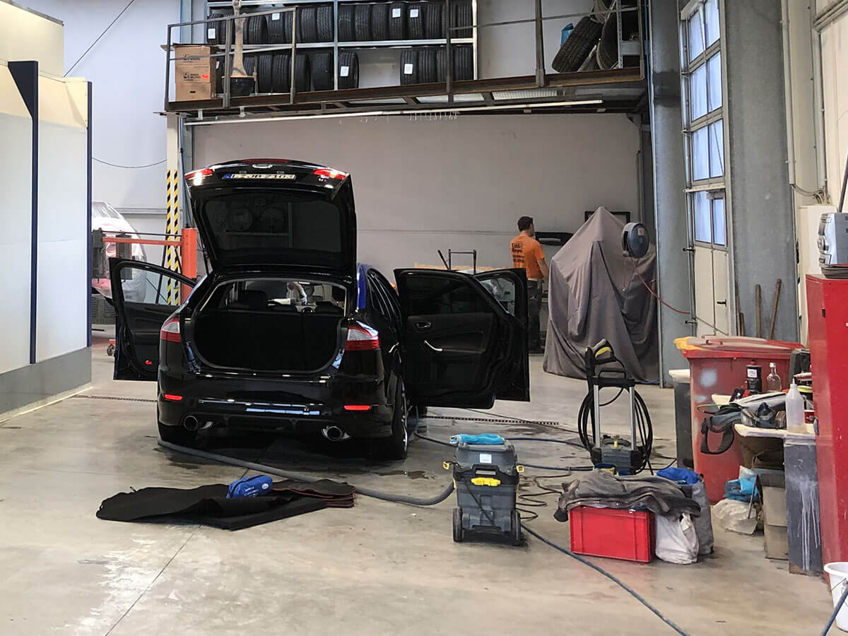 Fahrzeugaufbereitung - Autoservice Jan Lehmann in Leipzig