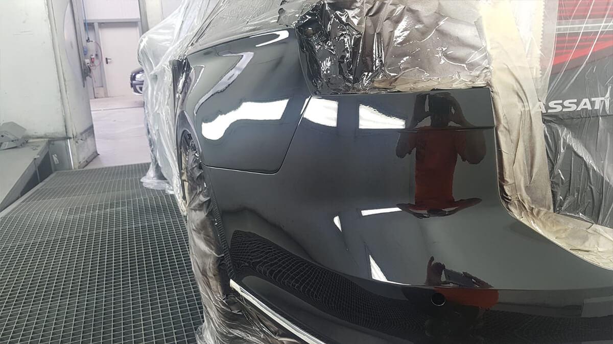 Reparierter Unfallschaden - Autoservice Jan Lehmann in Leipzig